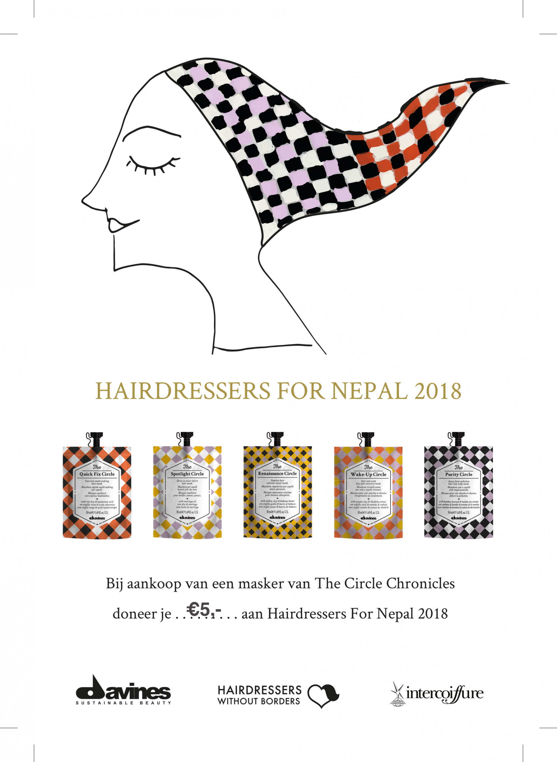 Hairdressers For Nepal 2018